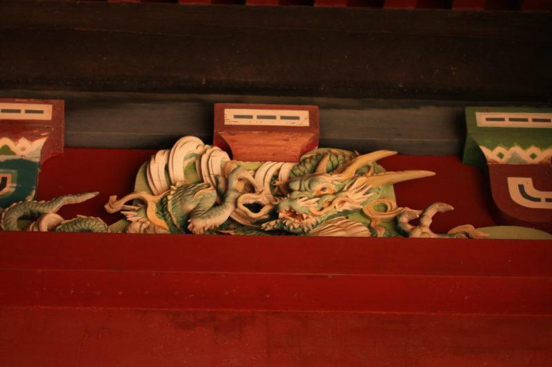 王子稲荷神社 拝殿