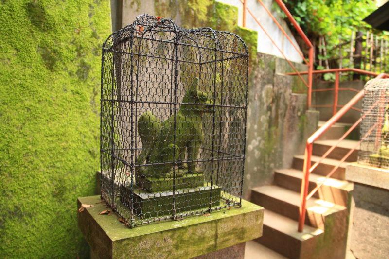王子稲荷神社 お穴さま