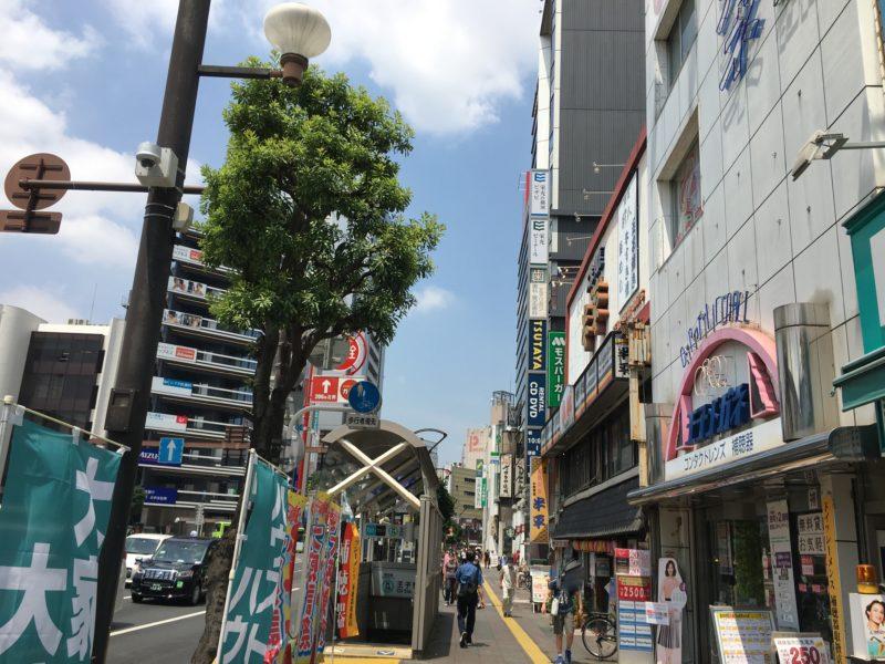 TSUTAYA 王子駅前店 への行き方