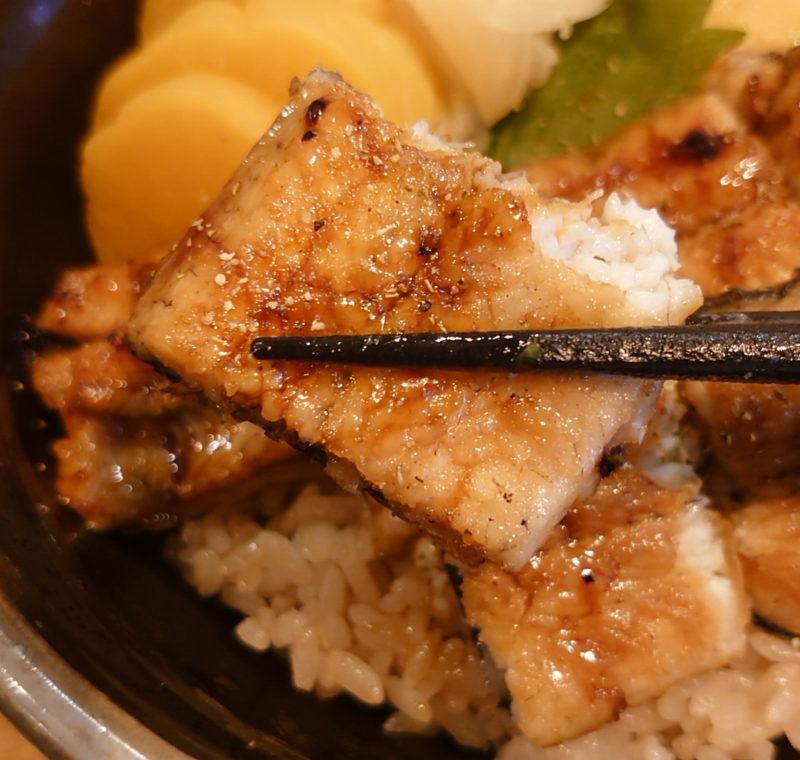 赤羽 大漁 寿司屋のうな丼