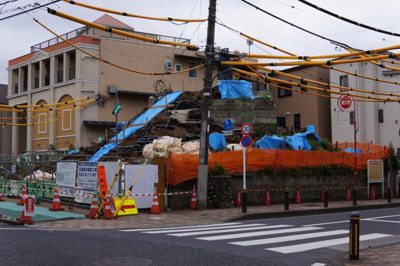 十条冨士塚  移築
