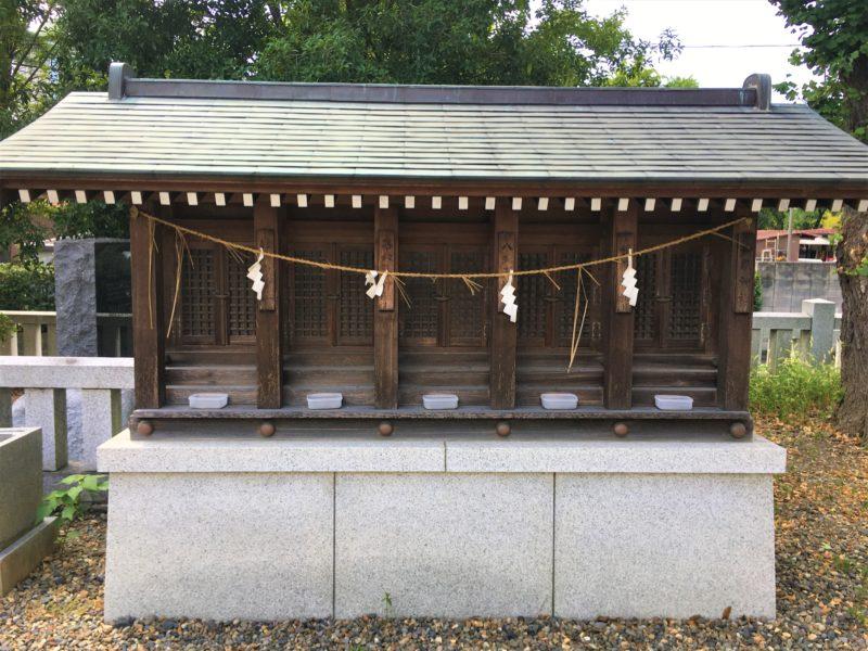 浮間氷川神社 末社