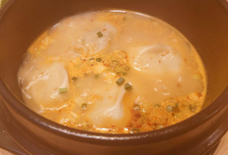 肉汁水餃子 チュウニイ 麻辣火鍋水餃子