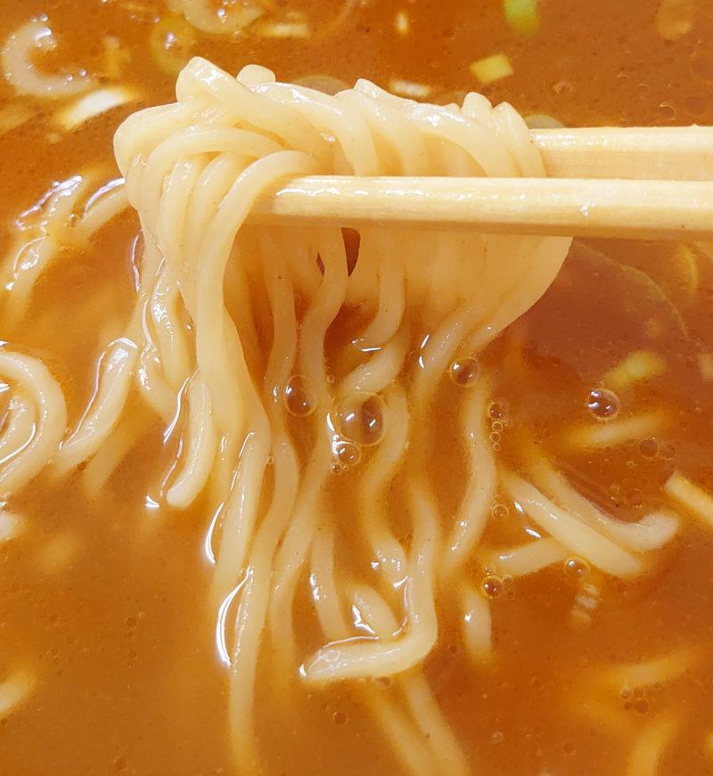 中華料理あらき カレーラーメン