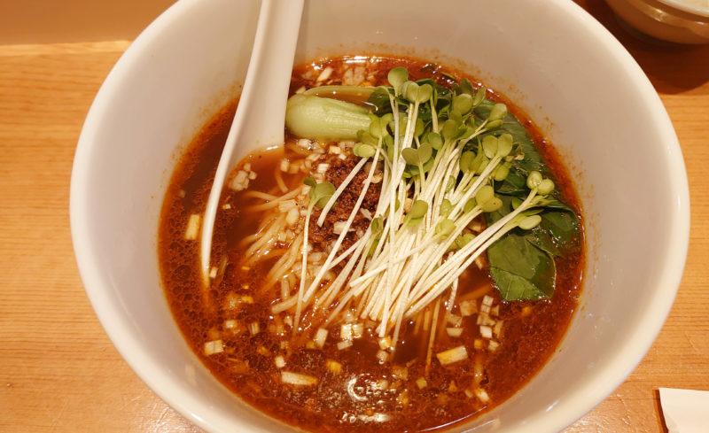 担々麺 辣椒漢 台湾シャン麺