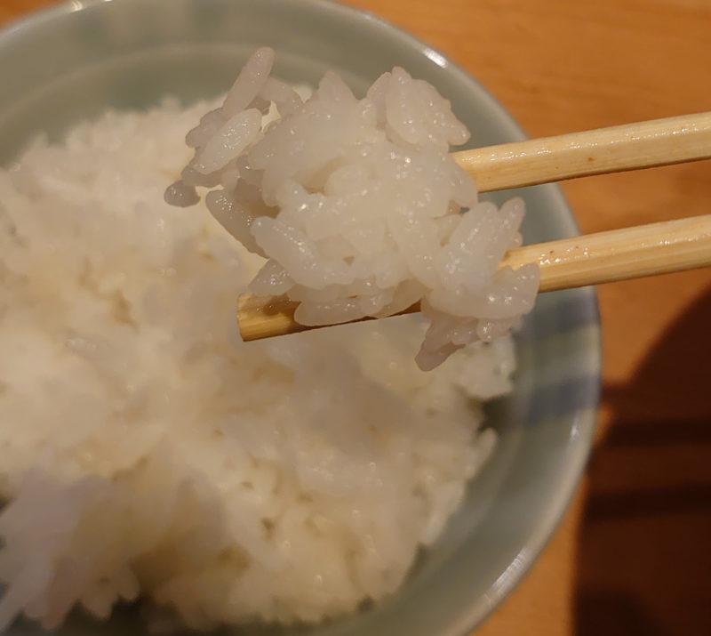 担々麺 辣椒漢 ライス