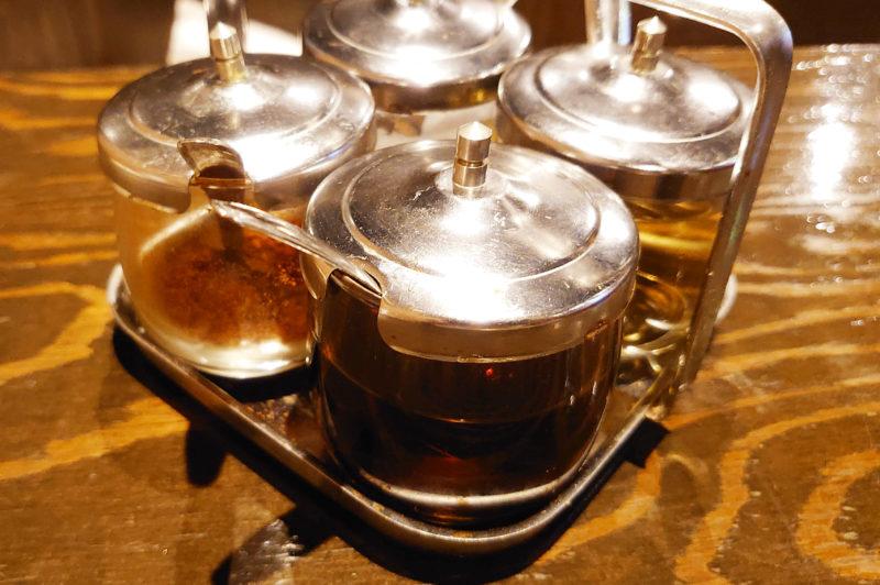 クルア チョントーン 4種の調味料