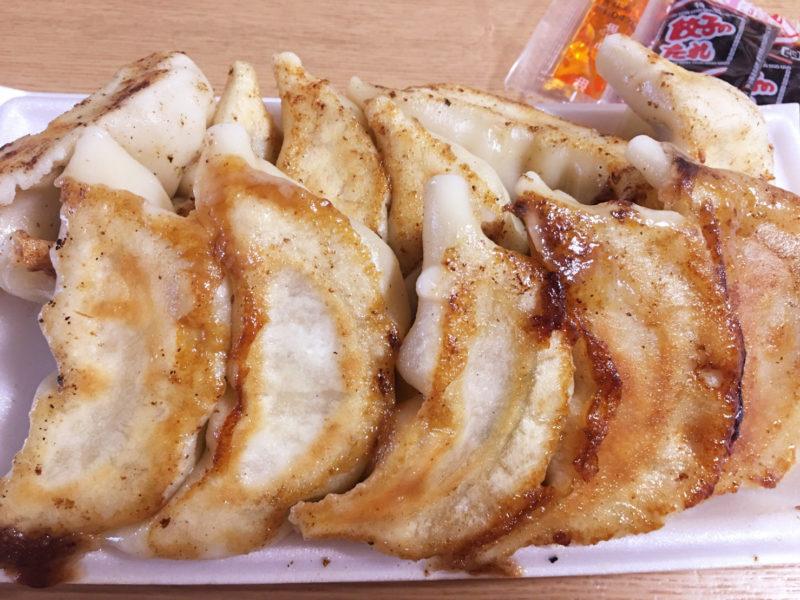 十条 三龍亭 餃子