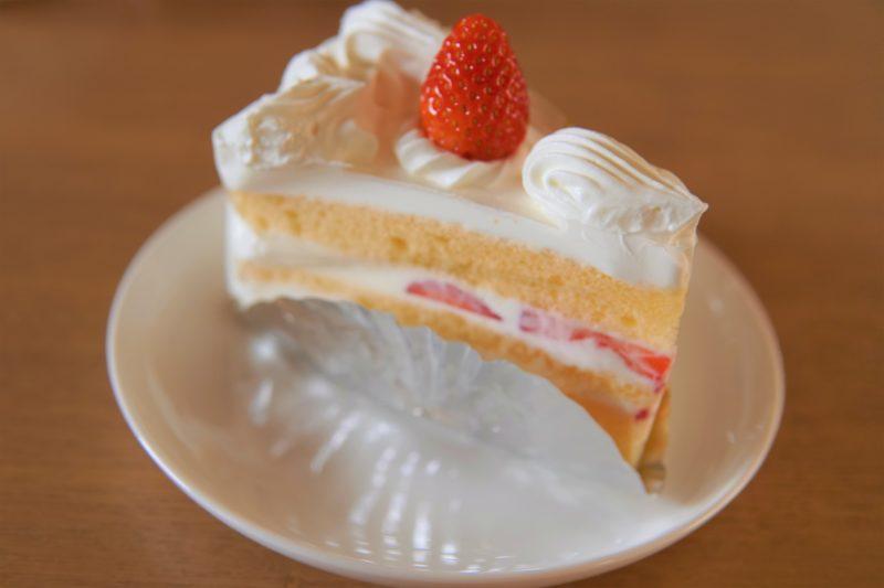 ニース洋菓子店 ショートケーキ