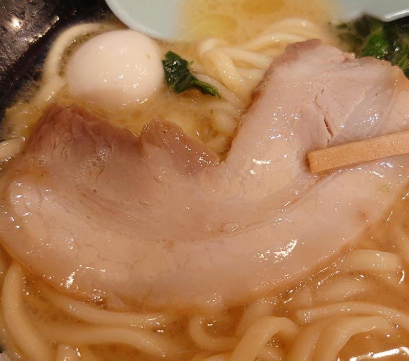 横浜家系ラーメン 町田商店 田端店 豚骨醤油ラーメン