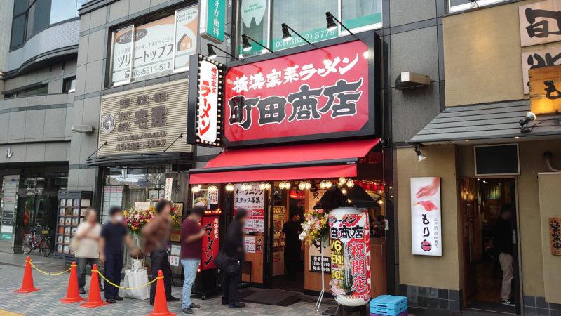 町田商店 田端店 アクセス