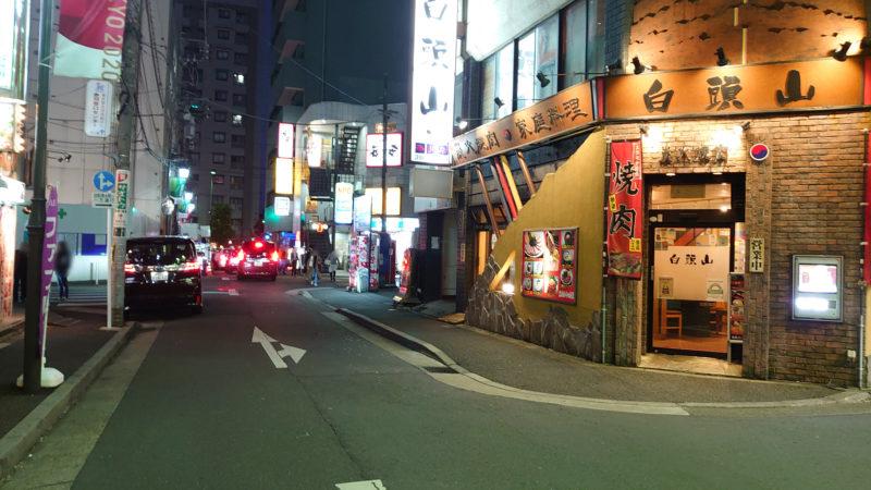 肉汁餃子のダンダダン 赤羽南口店 アクセス