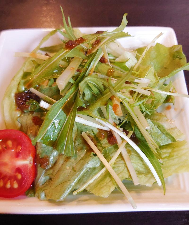中国家庭料理 楊 サラダ