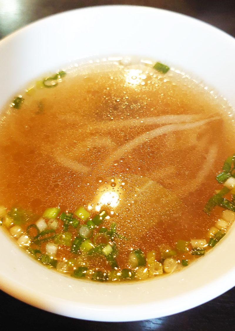 中国家庭料理 楊 スープ