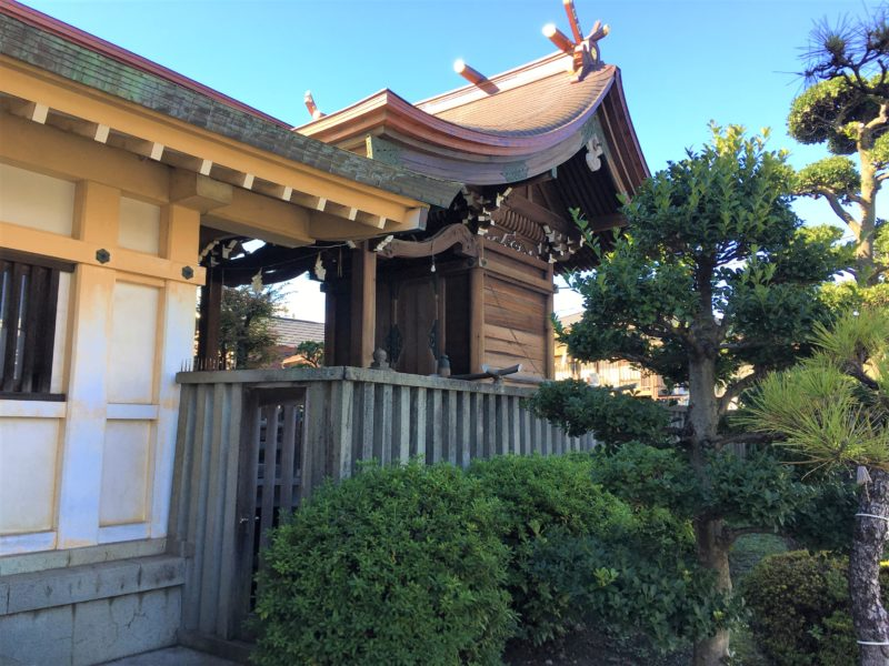 紀州神社 本殿