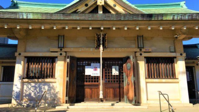 紀州神社 拝殿