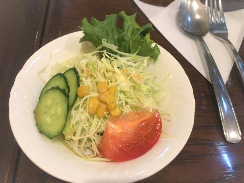 サトリ珈琲店 サラダ