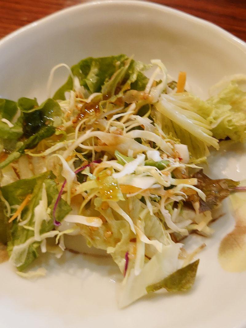 田端 浅野屋 サラダ