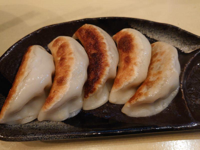 麺屋 天王 餃子