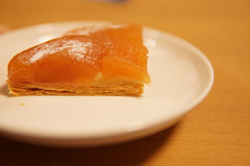 りんごとバター。 タルトタタン
