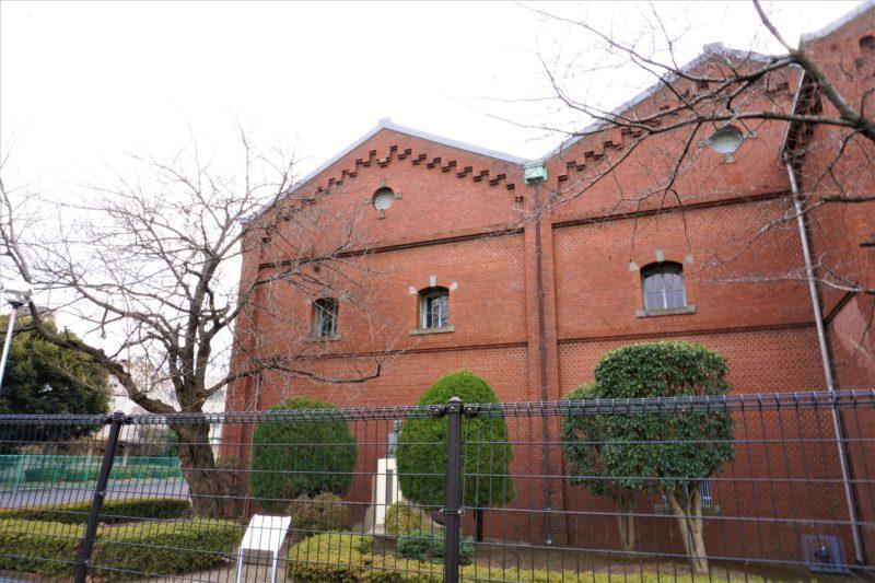 旧醸造試験所第一工場