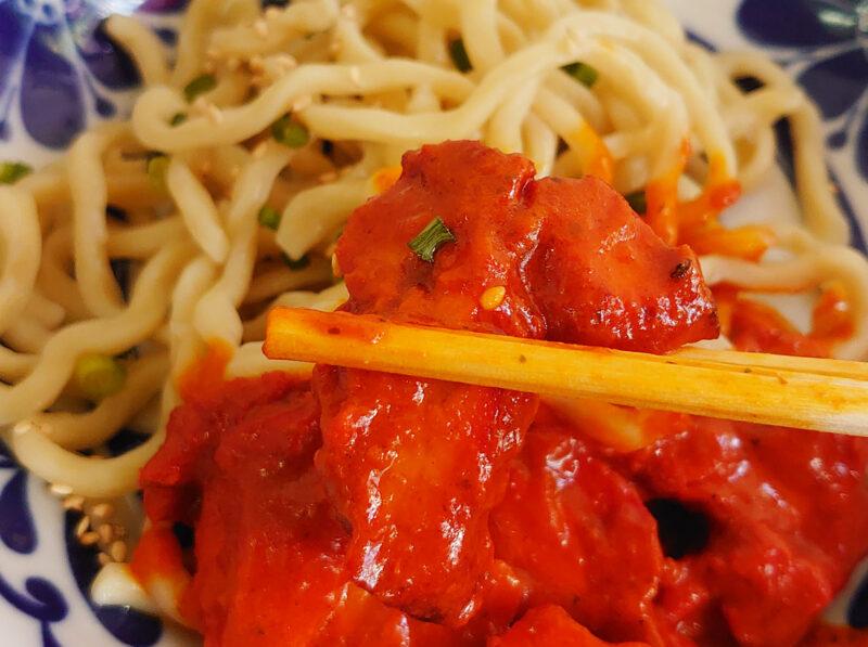 アジアンコンフォート東京 バターチキンつけ麺