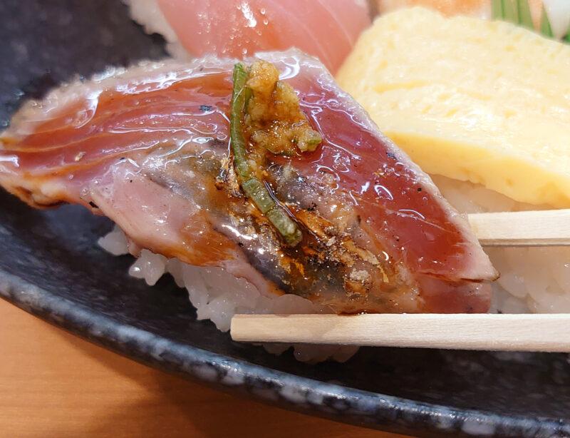 無添くら寿司 赤羽駅東口店 人気にぎりランチ