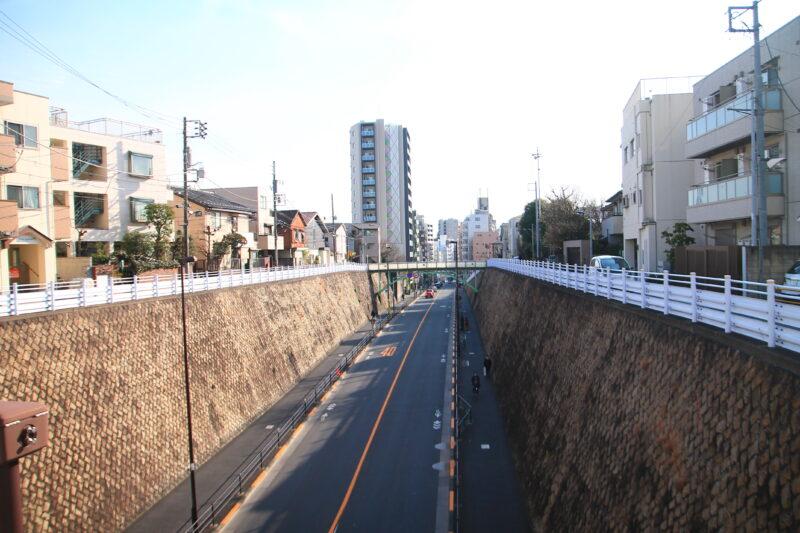 田端 東台橋