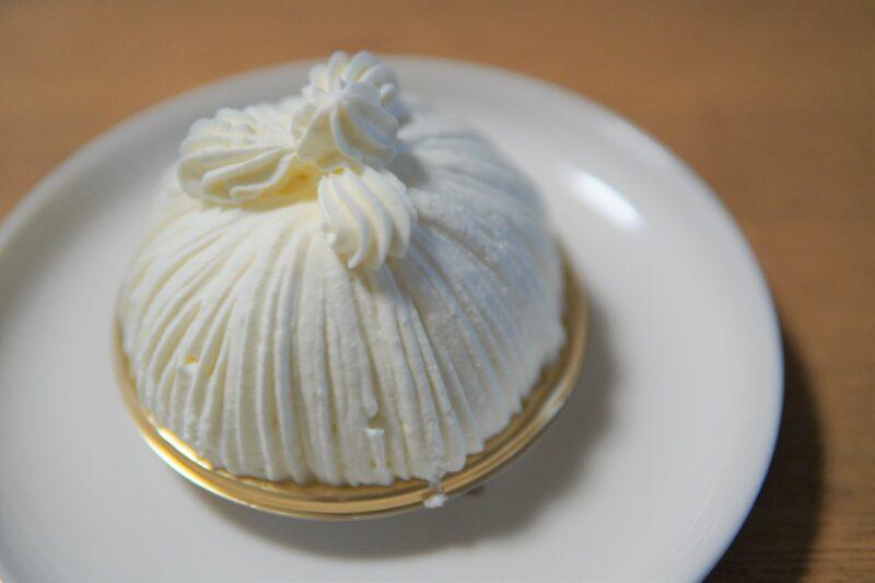 パレスホテル東京 マロンシャンティイ