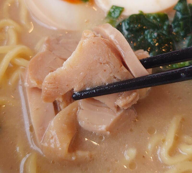 Tokyo Halal Restaurant特製鶏出しポタージュメン