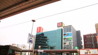 JR王子駅前