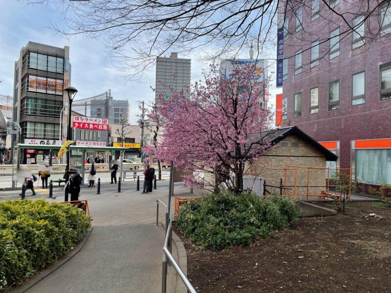 北区立王子駅前公園