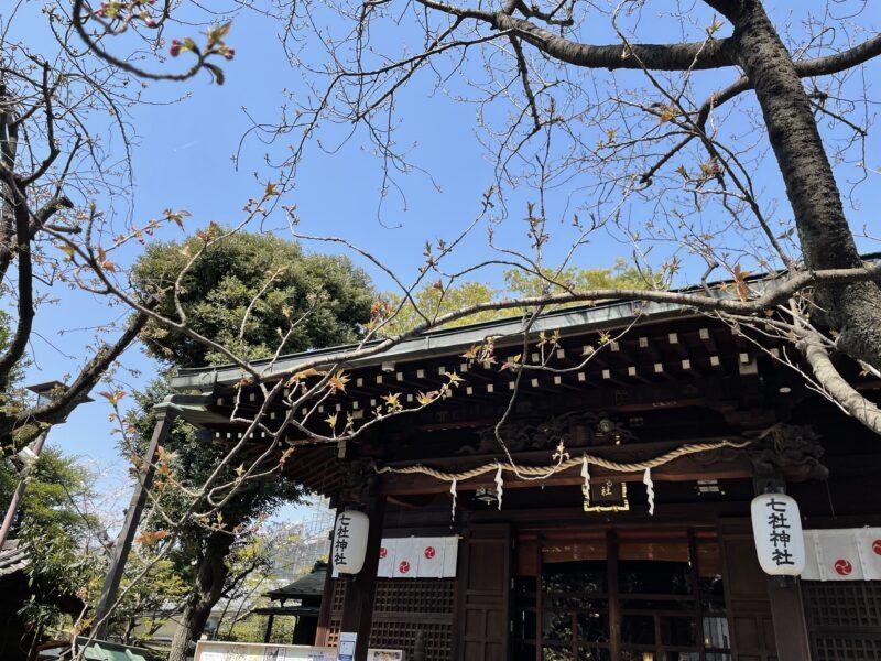 福禄寿 七社神社