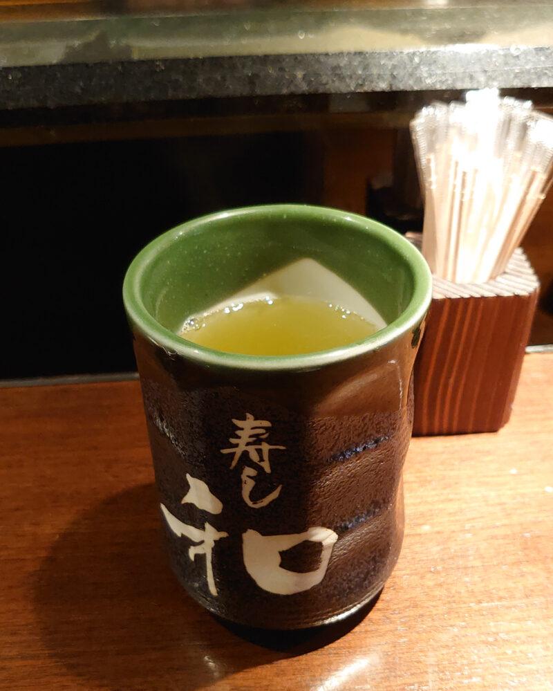 寿し和 赤羽店 お茶