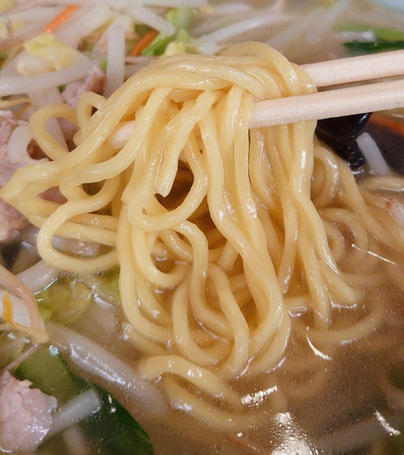 鈴華飯店 タンメン