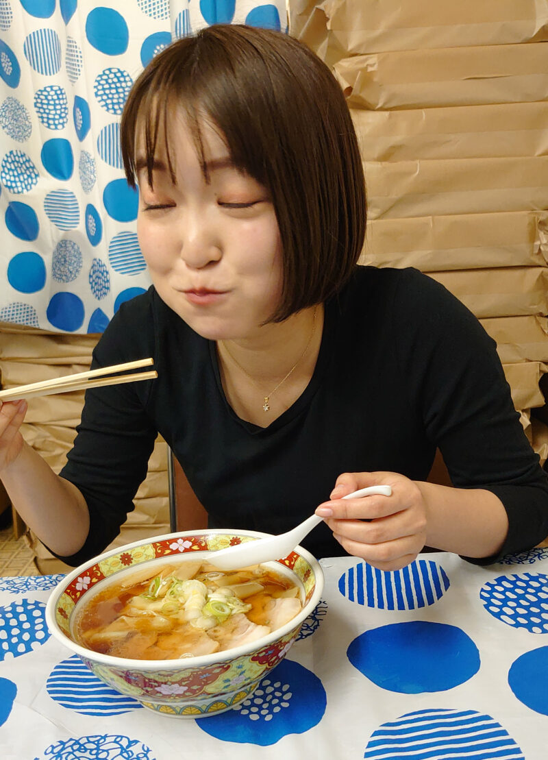 江戸玉川屋 ピロピロ麺