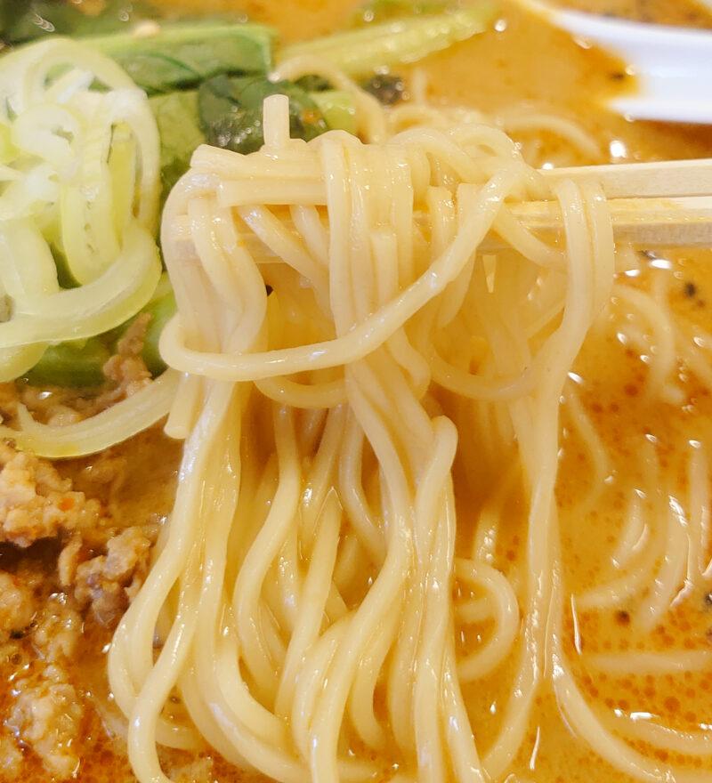東十条餃子軒 担々麺
