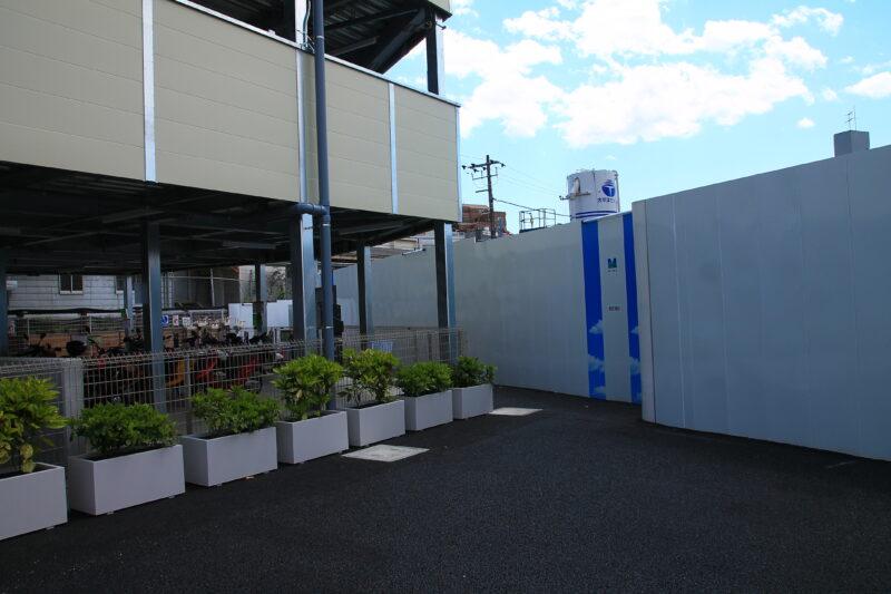 十条駅西口再開発