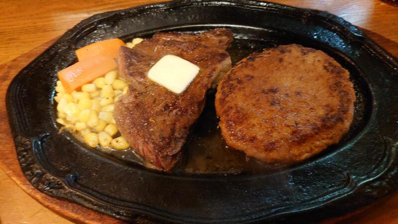 ステーキ&ハンバーグ グランドキャニオンステーキ
