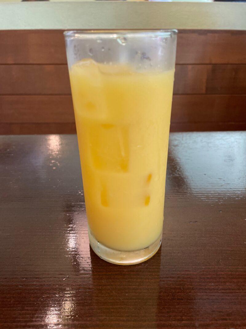 王子 明治堂 オレンジジュース