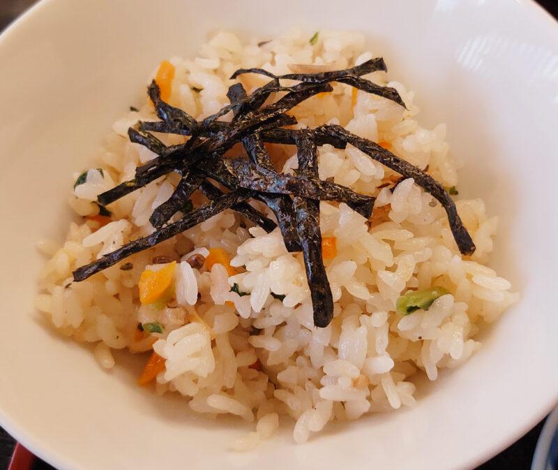 増田屋 山菜ごはん小