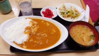 動坂食堂 ビーフカレー
