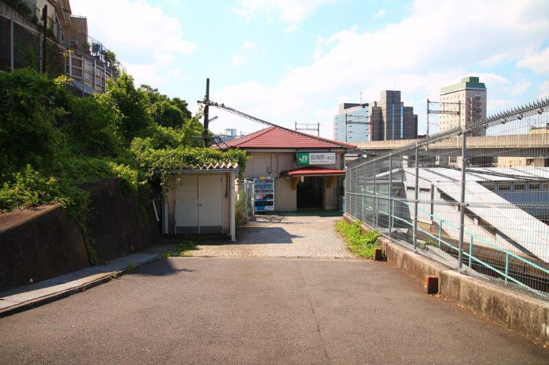 JR田端駅
