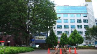 王子駅前公園