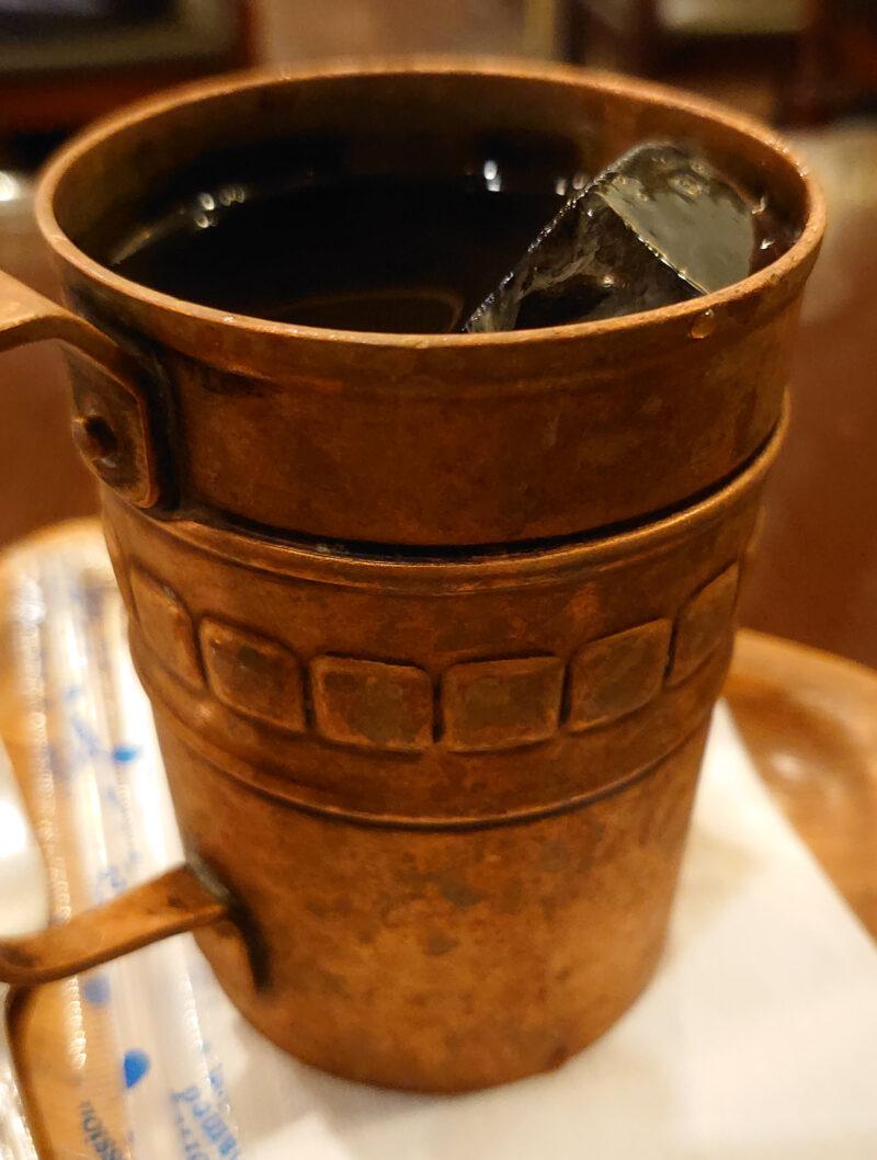 赤羽 暖母 アイスコーヒー