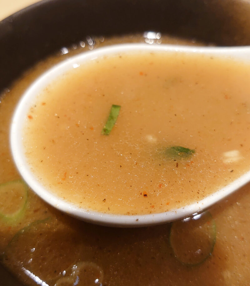 TOKYO豚骨BASE 赤羽店 夏季限定の魚介豚骨つけ麺 甘 辛 酸