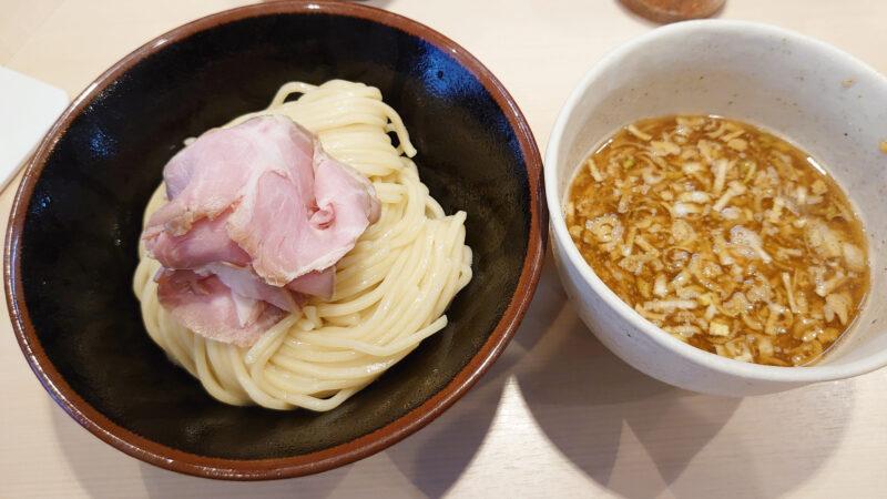王子 キング製麺 魚介豚骨つけ麺