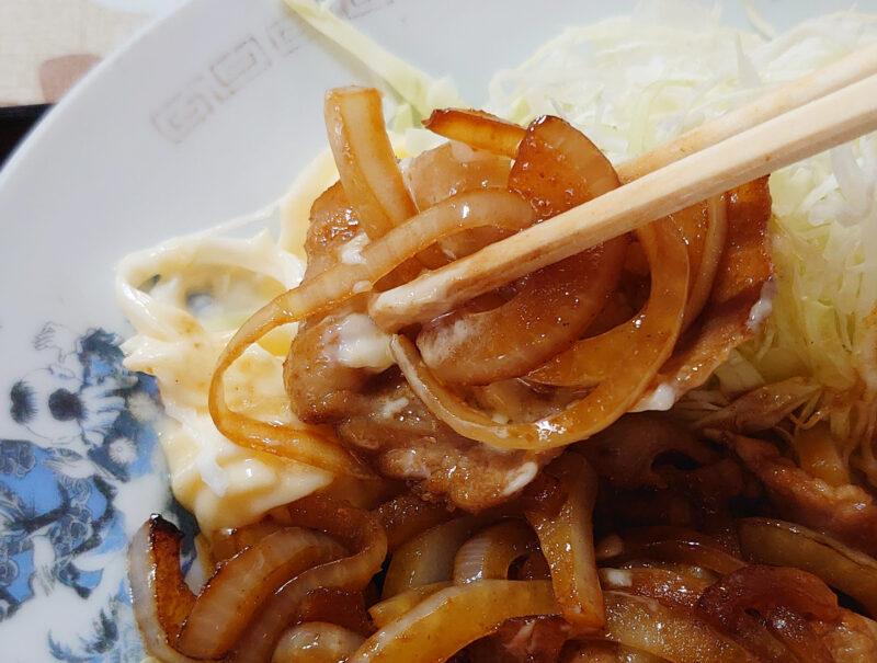 生駒軒 焼肉ライス
